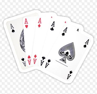 5 aces