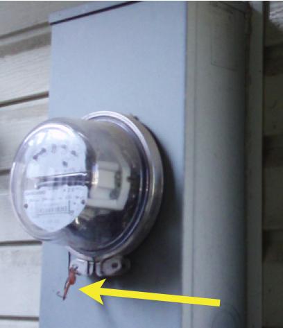A meter seal11